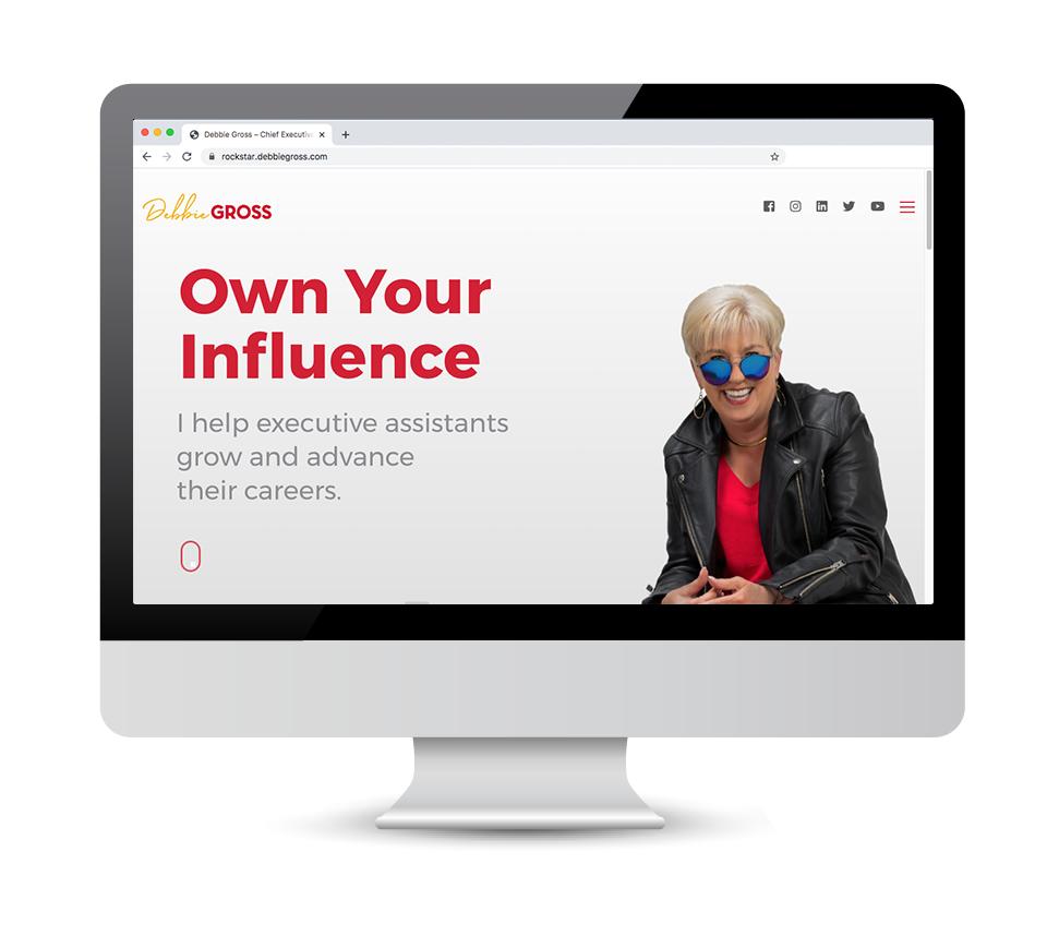 Debbie Gross website
